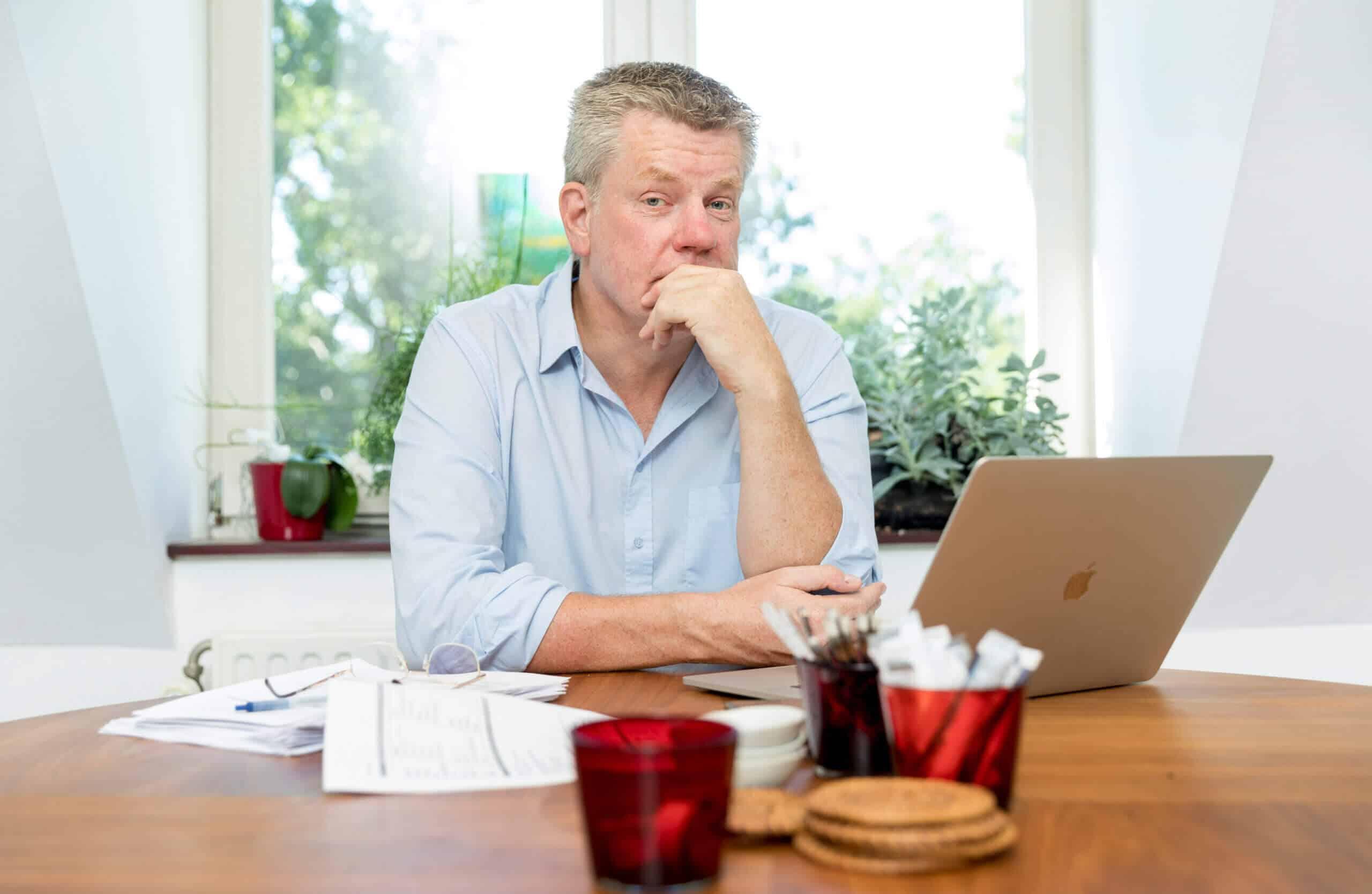 Scheidingsmediator Marc Rutten